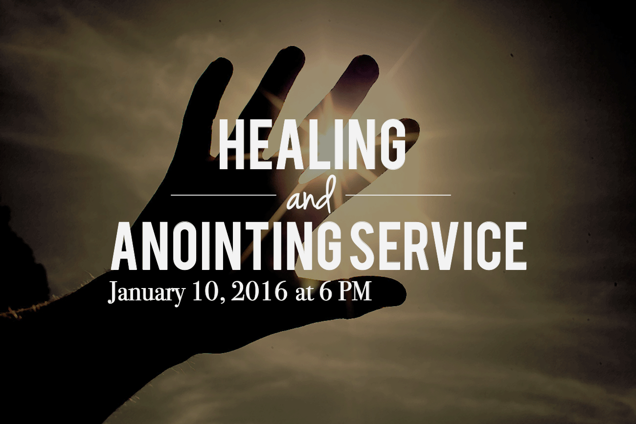 Communion & Anointing Service | Life International